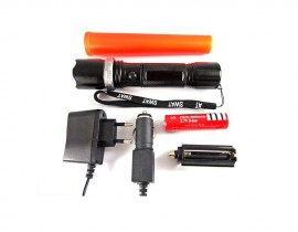 Traffic Baton Rechargeable